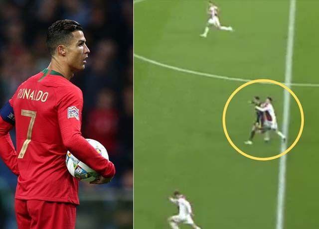 Ajax - Cristiano Ronaldo