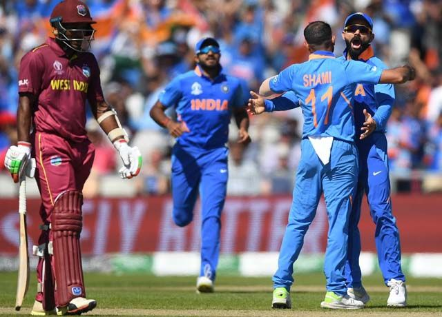 ind vs wi - cricket world cup 2019