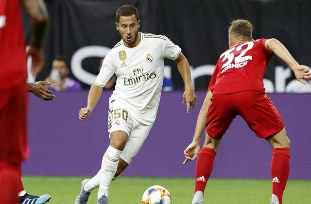 ICC 2019: Bayern Munich defeated Real Madrid by 3-1