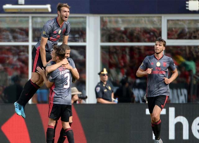 ICC 2019: AC Milan lost to Benfica by 0-1