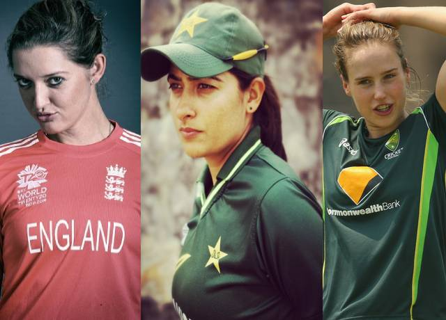 These are the most glamorous women players of cricket, see photos