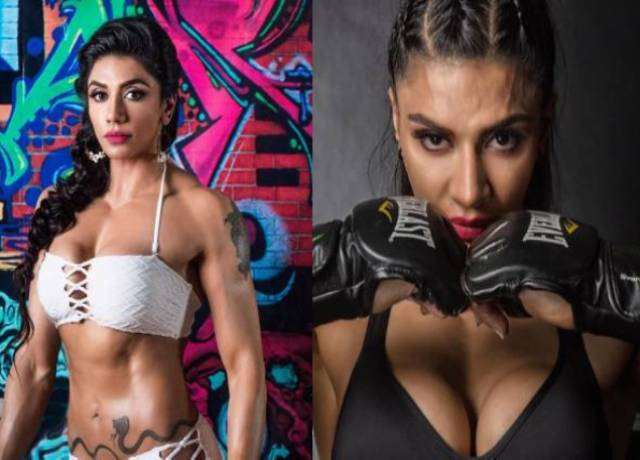 Bodybuilder Yashmeen Chauhan is no less than an actress in terms of beauty