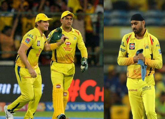 Four players who can play their last IPL season in 2020