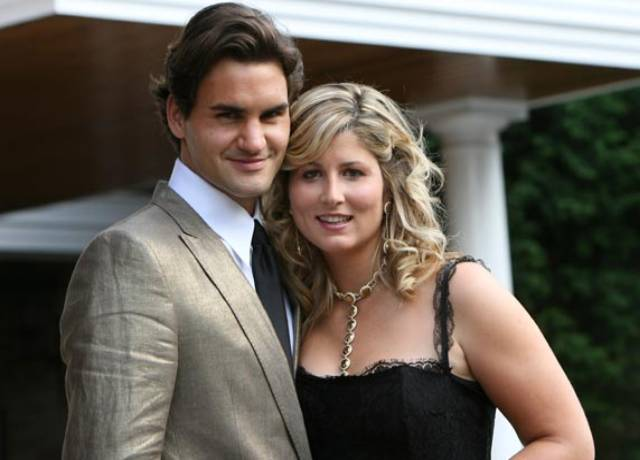 Roger Federer's wife Mirka is most beautiful