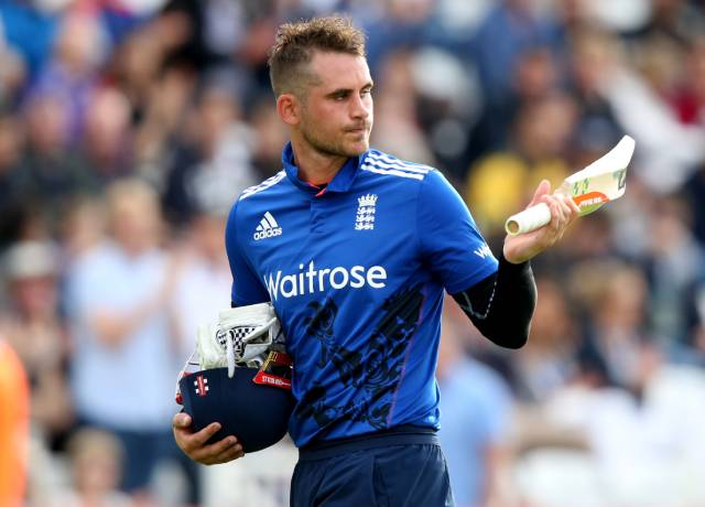 No symptoms of the Coronavirus: Alex Hales