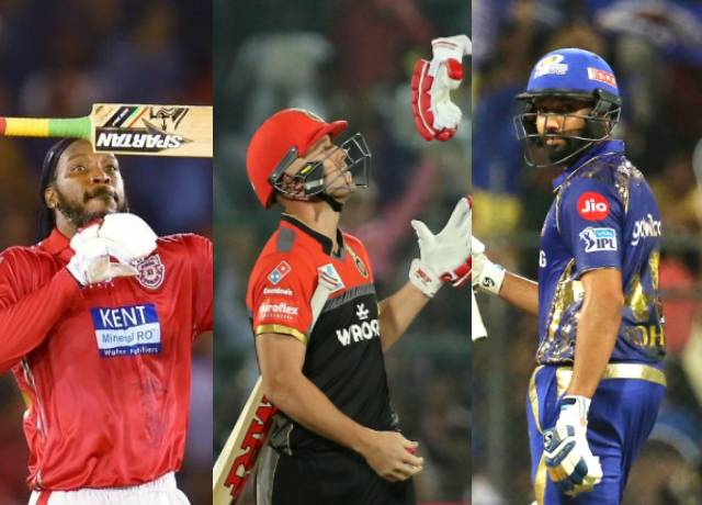 3 players to won the most 'Man of the Match' awards in IPL