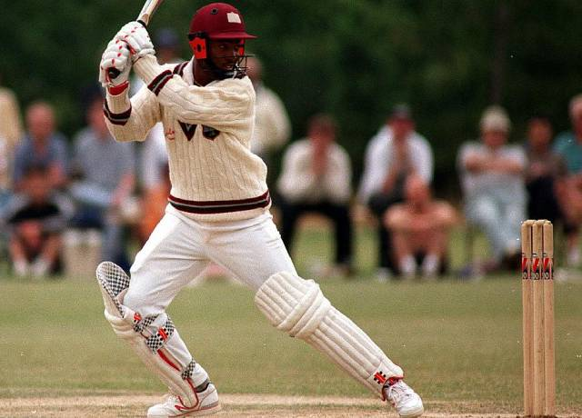 12 April: Brian Lara has created a test cricket record on this day