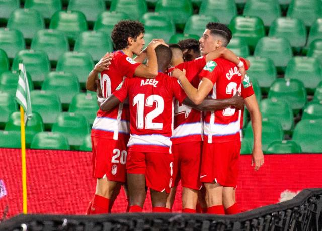 La Liga: Gritty Granada earn late 2-2 draw at Real Betis in a thriller