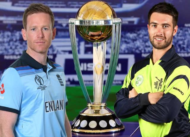 2023 World Cup Super League: ENG vs IRE 1st ODI Live Score