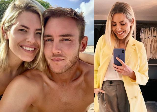 Gorgeous Pictures of Stuart Broad girlfriend Mollie King