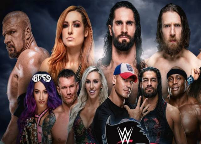 What is the salary of WWE Superstars 2020 ?