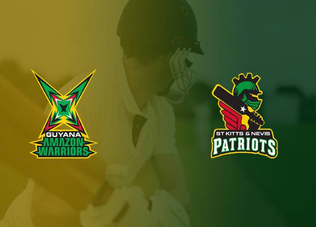 CPL 2020, 4th Match : GAW vs SNP live score and streaming