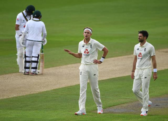 ENG vs PAK, 1st Test - Live Cricket Score