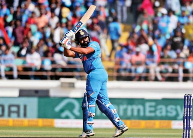 After Sachin, Dhoni and Kohli, Rohit has been awarded the Khel Ratna