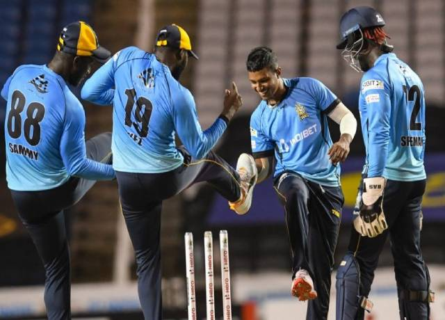 CPL 2020, 2nd semi-final : St Lucia Zouks won by 10 wickets
