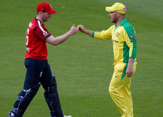 ENG vs AUS 1st ODI: Live Score & Streaming