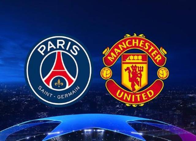 UEFA Champions League : PSG vs Manchester United Live streaming