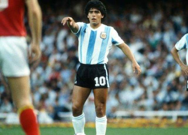 See Maradona's 'Goal of the Century', when a charismatic goal was fired while running for 60 yards