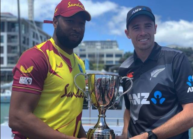 NZ vs WI 2nd T20I Match Dream11 Team Prediction and Fantasy Playing Tips