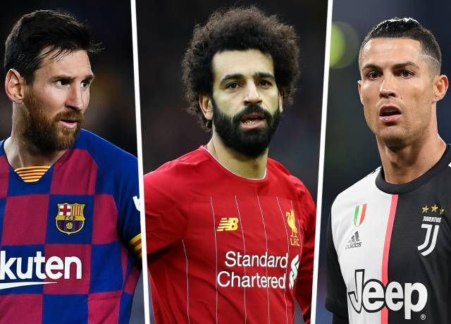 FIFA Men's Player of the Year nominees announced: Ronaldo, Messi, and Salah in the list