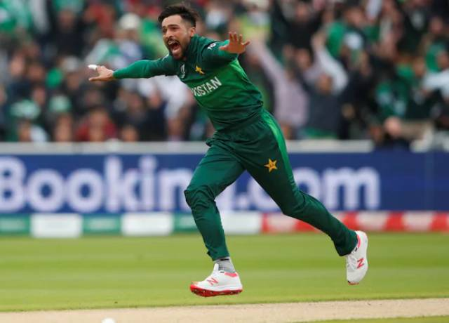 Mohammad Amir announces retirement from international cricket at 28