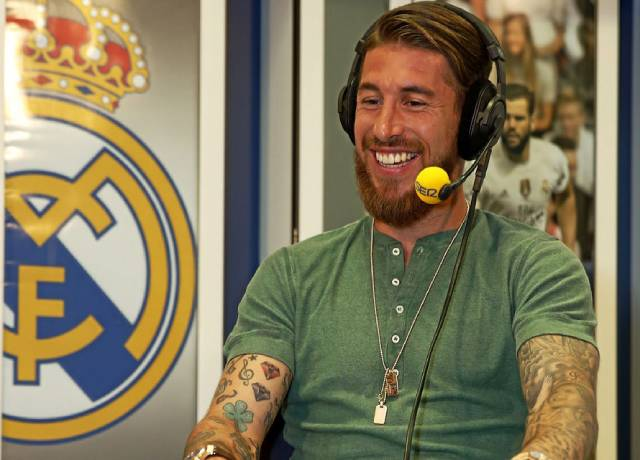 Ramos' love for Bullfighting is great