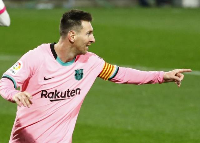 Messi broke Pelé's record, became the highest goal scorer for a club
