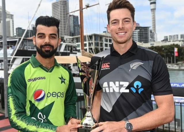 NZ vs PAK, 1st T20I : live streaming & score