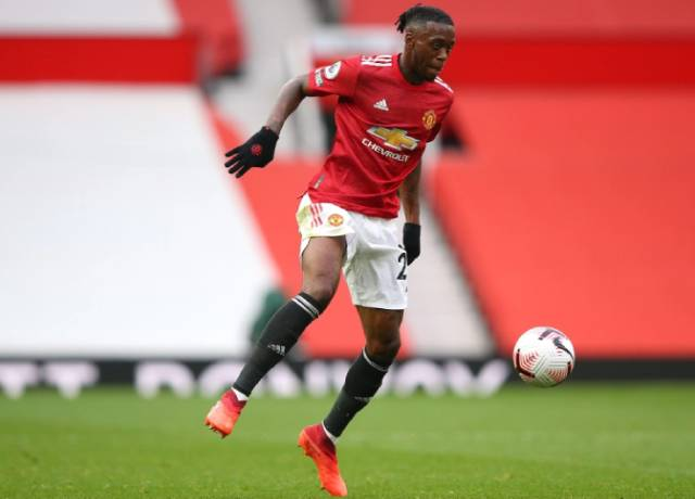 Wan-Bissaka forgot about the goal scored by his team
