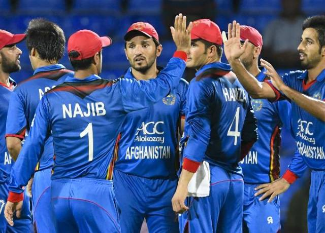 AFG vs IRE 2nd ODI : Afghanistan won by 7 wickets