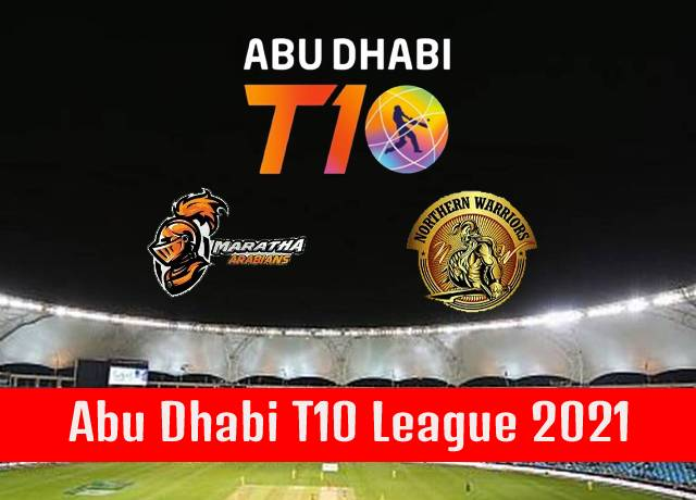 Maratha Arabians vs Northern Warriors Dream 11 teamPrediction