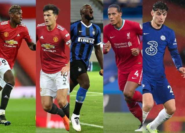 The most expensive Premier League transfers