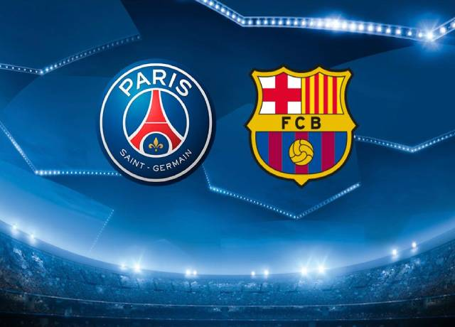 UCL : Barcelona will face PSG next week