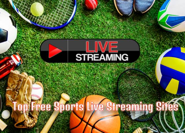 Top Free Sports Live Streaming Sites to Watch Online Free