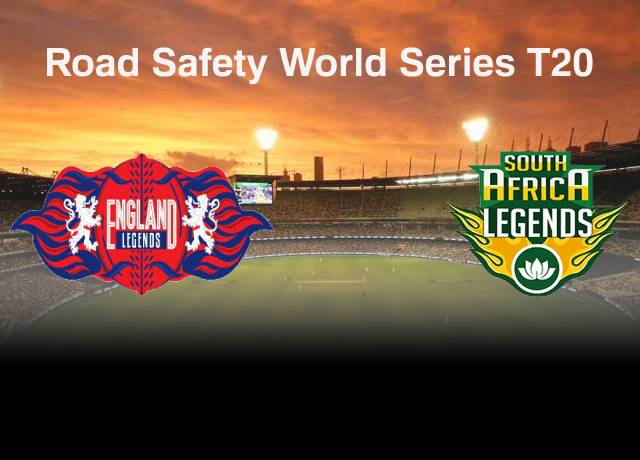 Road Safety World Series T20 : ENGL vs RSAL 11th match live score