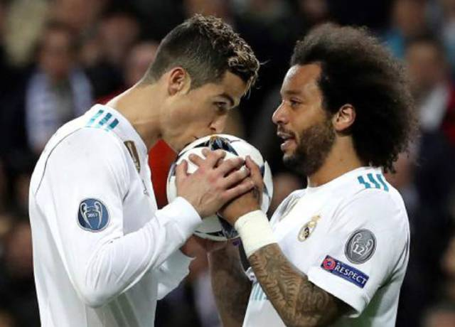 Marcelo and Ronaldo meeting again? This comment raises hopes