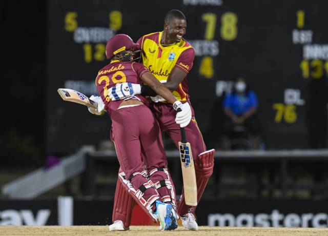 WI vs SL 3rd T20I match : West Indies won by 3 wickets