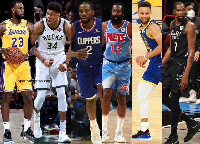 Top 10 best NBA players in the world right now