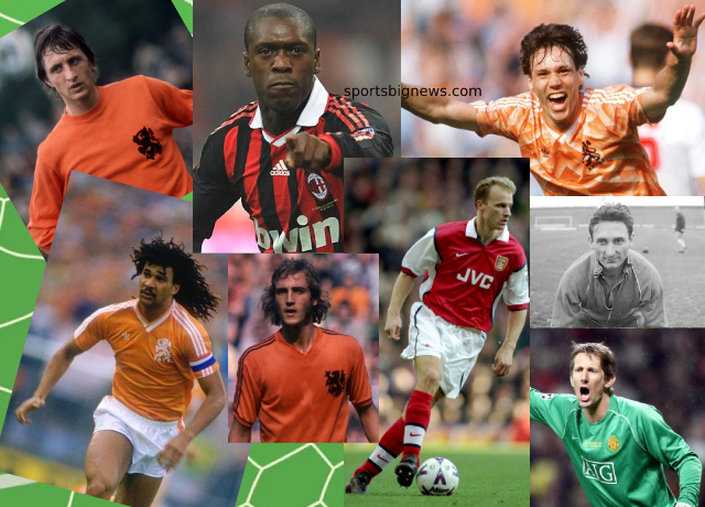 Top 10 greatest Dutch players of all time
