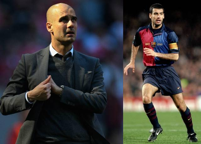 The untold story of Pep Guardiola