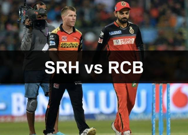 IPL 2021 : SRH vs RCB 6th Match Dream11 Prediction and Fantasy Playing Tips