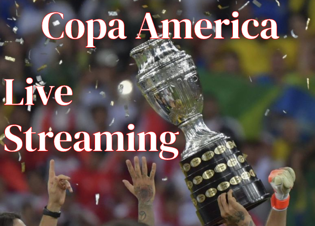 How to watch COPA America 2021 live streaming free