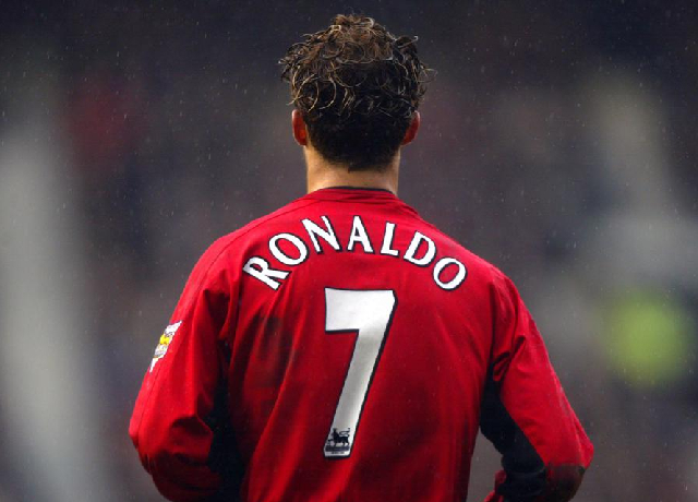 Top 10 greatest number 7 of all time