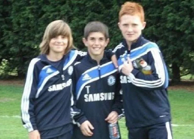 Kids who became world class players