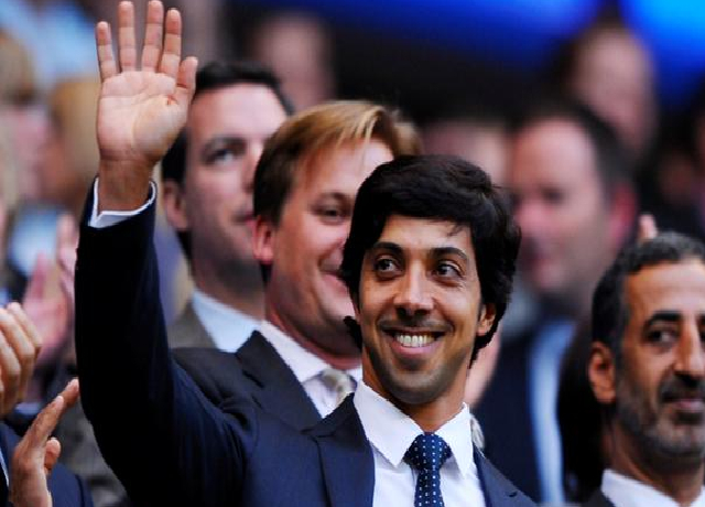 Manchester City owner Sheikh Mansour to pay for fans' trip