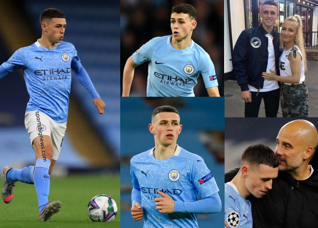 The untold story of Phil Foden