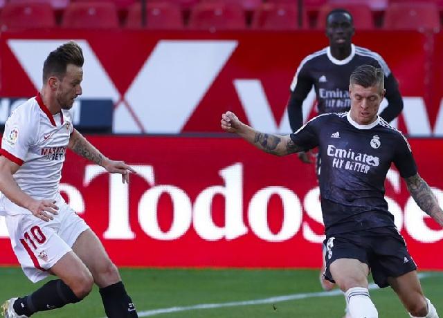 La Liga - Real Madrid vs Sevilla match predictions and live stream