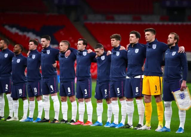 UEFA EURO 2020 : England squad and Probable Lineup