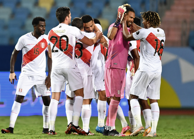 Copa America 2021: Colombia's own goal give a win to Peru