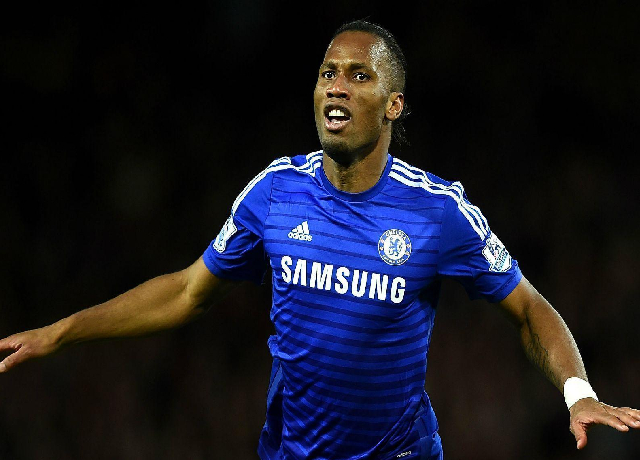 The reason why Didier Drogba is Chelsea's greatest striker